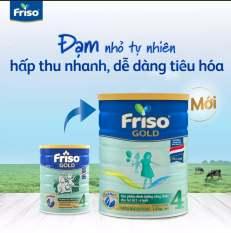Sữa Bột Frisolac Gold 4 Cho Trẻ Từ 2-4 Tuổi 1400g
