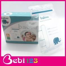 Hộp 30 túi trữ sữa Baby Babuu Nhật Bản 100ml