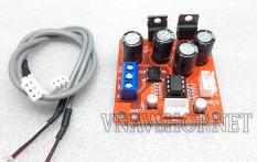 Bo khuếch đại Phono MM MC Sử dụng IC NE5532