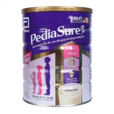 Sữa bột PediaSure BA 850g hương vani cho bé 1-10 tuổi, sữa phát triển chiều cao