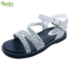 XẢ Giày Sandal cho bé gái hàng lẻ size từ 29 – Ninedra