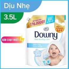 Nước xả vải Downy Baby Túi 3.5L