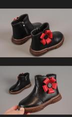 giày boot lót lông cho bé gái