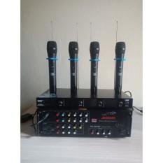 Micro Karaoke 4 Mic Sh238