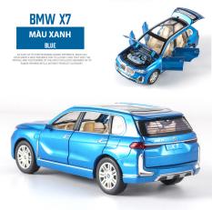 [Nhập ELJAN11 giảm 10%, tối đa 200k, đơn từ 99k]Xe mô hình BMW X7 tỉ lệ 1:24 thân xe bằng hợp kim mở 6 cánh cửa thiết kế tỉ mỉ từng chi tiết sơn tĩnh điện sáng bóng