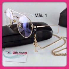 [HCM]Dây đeo kính có CHARM LỚN dây đeo kính kim loại chain kính