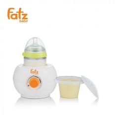 Máy Hâm Sữa FatzBaby FB3027SL Bình Cổ Siêu Rộng Cho Mẹ Và Bé,Được Làm Từ Vật Liệu Nhựa Không Có BPA, Hâm Nóng Đều Và Nhanh Chóng Trong Vài Phút.