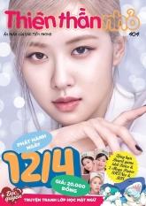 Fahasa – Thiên Thần Nhỏ – Số 404 – Tặng Kèm Poster Khổ Lớn SHINEE, BTS Và Board Game TWICE