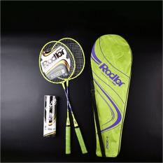 Vợt cầu lông thể thao Roadler – Tặng 1 hộp 6 quả cầu khi mua 1 bộ 2 vợt