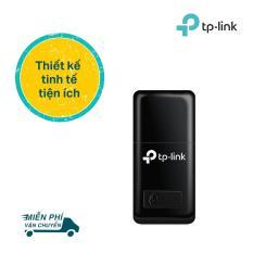 TP-Link USB kết nối Wifi chuẩn N 300Mbps Không dây mini -TL-WN823N – Hãng phân phối chính thức