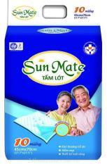 Combo 2 gói Tấm lót người lớn Sunmate (45* 70 cm)