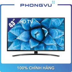 [SĂN VOUCHER 5% MAX 300K] – [Trả góp 0%]Smart Tivi LG 4K 43 inch 43UN7400PTA – Bảo hành 24 tháng – Miễn phí giao hàng Hà Nội & TP HCM