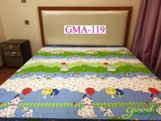 Ga chống thấm 100% cotton Goodmama 1m6x2mx10cm(không có vỏ gối)- mẫu GMA-119