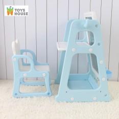 Ghế Và Bảng Tập Vẽ Kiêm Bàn Học 2 Trong 1 Toyshouse 0520-Th