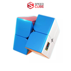 Rubik 2×2 Moyu Melong 2 Stickerless Ribic 2 Tầng – Shop Speed Cube