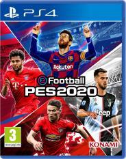 Đĩa Game PS4 Mới – PES 2020 ( Hệ EU )