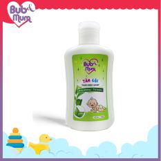 Sữa Tắm gội cho bé 100ml BuB&MuM chiết xuất Trầu Không và Trà Xanh giữ da mềm mại, thơm mát