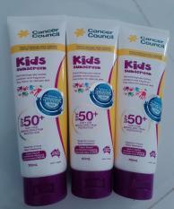 kem chống nắng trẻ em cancer Council ÚC