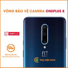 Vòng bảo vệ camera Oneplus 8 kim loại ốp viền camera chống xước