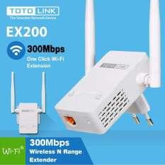 Mở rộng sóng Wi-Fi chuẩn N 300Mbps – EX201 /EX200 – TOTOLINK Mở rộng sóng Wi-Fi chuẩn N 300Mbps – EX201 – TOTOLINK Mở rộng sóng Wi-Fi chuẩn N 300Mbps – EX201 – TOTOLINK Mở rộng sóng Wi-Fi chuẩn N 300Mbps – EX201 – TOTOLINK