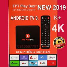 FPT Play Box plus + 2019 có CH play và điều khiển giọng nói