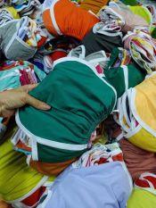 10 chiếc quần đùi chục cho bé trai bé gái 5-20kg ( vui lòng chọn đúng size) – quần đùi bí