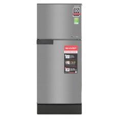 Tủ Lạnh Inverter Sharp SJ-X176E-SL (150L) – Bạc (Công nghệ J-Tech Inverter, làm đá nhanh, kháng khuẩn, khử mùi, bảo hành 12 tháng)