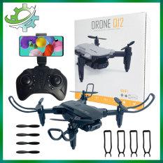 flycam giá rẻ mini có camera Máy bay camera flycam mini giá rẻ điều khiển từ xa quay phim, chụp ảnh, chống rung quang học kết nối wifi có tay cầm điều khiển , bán lẻ pin fly