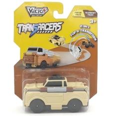 Đồ chơi VECTO Transracers Parade Truck/Transport Truck VN463875-28