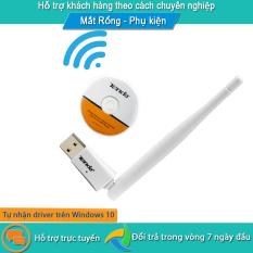 USB Wifi Chuẩn N Tốc Độ 150Mbps Tenda W311MA – thiêt kế đẹp, nhỏ gọn dễ sử dụng kết nối cổng usb