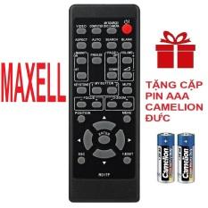 Remote điều khiển máy chiếu MAXELL mẫu 1 projector ( Hàng xịn – Tặng pin )