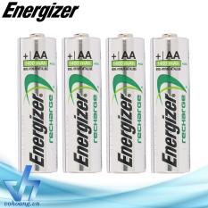 Bộ 4 Pin sạc Energizer TRAY 1400mAh