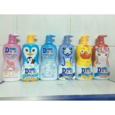 Sữa tắm gội Dnee-Kid hình thú 400ml, sản phẩm tốt, chất lượng cao, cam kết như hình, độ bền cao