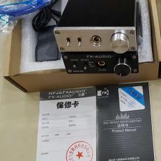 Bộ giải mã âm thanh DAC-X6-FXaudio hàng chuẩn + tặng cáp Optical + cáp USB+ jack AV