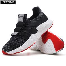 Giày sneaker, giày nam thể thao thời trang cao cấp cá tính PETTINO – PS