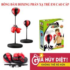 Bóng Đấm Boxing Phản Xạ Tập Cơ Tay Tại Nhà Bóng Tập Đấm Phản Xạ Mua Ngay Bóng Đấm Boxing Phản Xạ Trẻ Em Luyện Tập Phản Xạ Tốc Độ Đòn Tay Giúp Tăng Cường Thể Lực