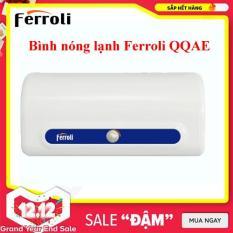 Bình nóng lạnh Ferroli QQ Evo AE 20L
