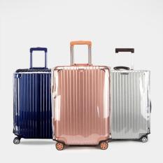 Bọc vali trong suôt dày dặn size