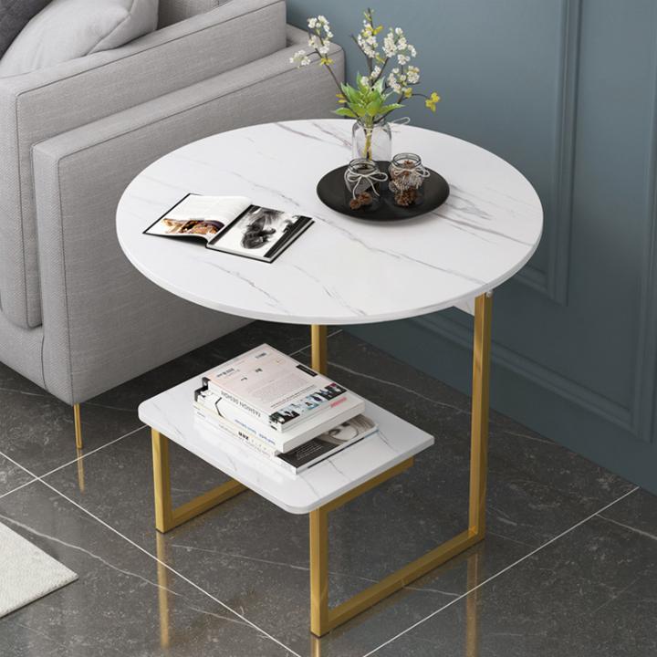 Bàn trà tab kệ dành cho ghế sofa – phong cách bắc âu – thiết kế tinh tế phù hợp mọi không gian – MEHOME