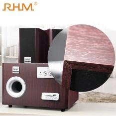 🔊 Loa vi tính cao cấp RHM 281BT – có kết nối bluetooth – Sử dụng cho máy tính, laptop, tivi, đầu dvd – Chính hãng, BH 12 tháng
