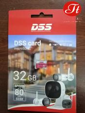 Thẻ nhớ 32GB Micro SD DSS – hàng chính hãng