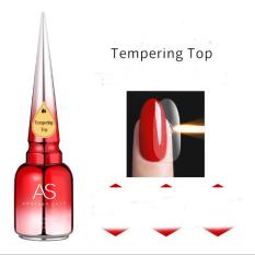 NEW Sơn gel AS Chai đỏ nhọn SƠN CÔNG NĂNG Phủ bóng , liên kết, top lì, cứng móng