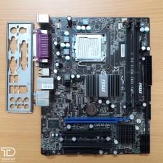 Main G41 Msi DDR3 Socket 775 Cũ, Nguyên zin