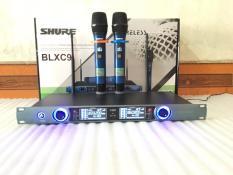 Micro Karaoke Không Dây SHURE BLXC 9 – Micro chất lượng giá thành tốt