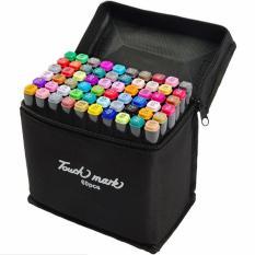 Bộ bút Touch Mark 60 màu ,món quà tuyệt vời nhất dành cho giới Mỹ thuật ( Ngọc Linh Shop.)