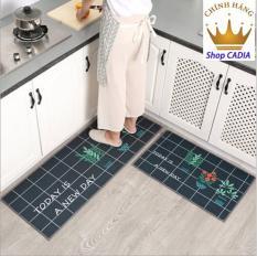 Thảm nhà bếp đa năng khô ráo chống trơn