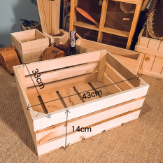 Thùng gỗ pallet/Kệ gỗ pallet – wooden pallet