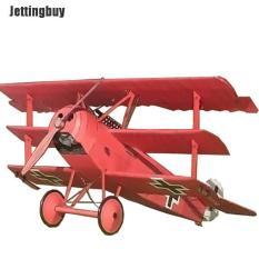 Mô hình máy bay chiến đấu Fokker 3D Jettingbuy thủ công bằng giấy tỷ lệ 1:33 đồ chơi trẻ em kích thước 20*17cm – INTL