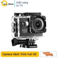 Camera hành trình xe máy mini chất lượng Full HD 1080p chống nước chống rung dành cho phượt thủ ô tô xe đạp