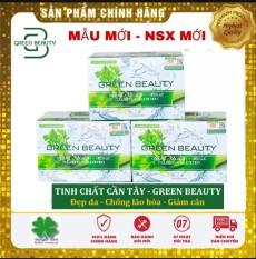 Nước Ép Cần Tây Green Beauty Hộp 32 gói – Diệp lục cần tây cam kết chuẩn